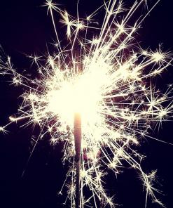 Large Sparklers