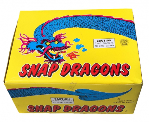 Snap Dragon box